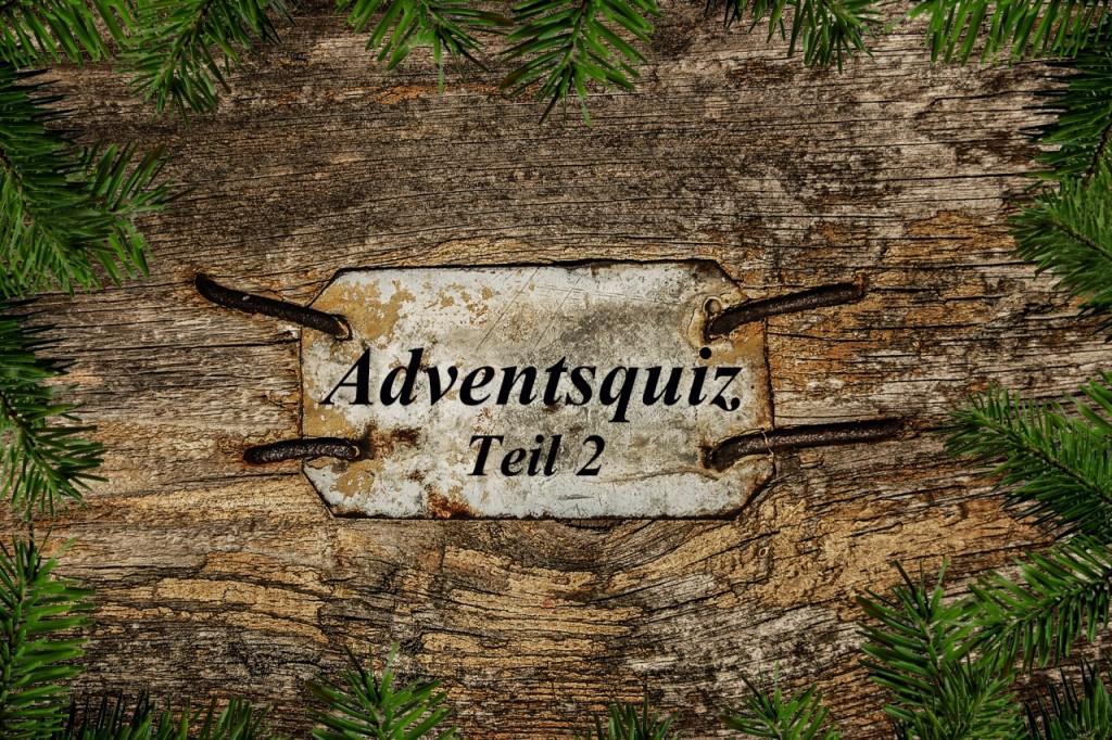 Adventsquiz Teil2