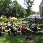 veganer Brunch im Golgi-Park Hellerau