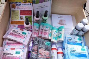 Alternative Kosmetika ohne Tierversuche