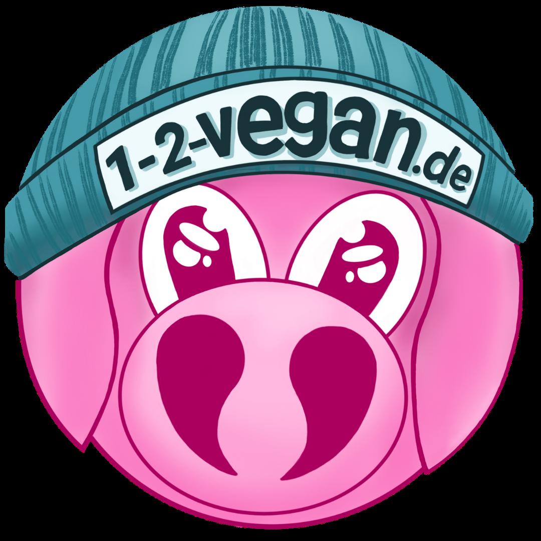 Skizze von Schwein mit Mütze